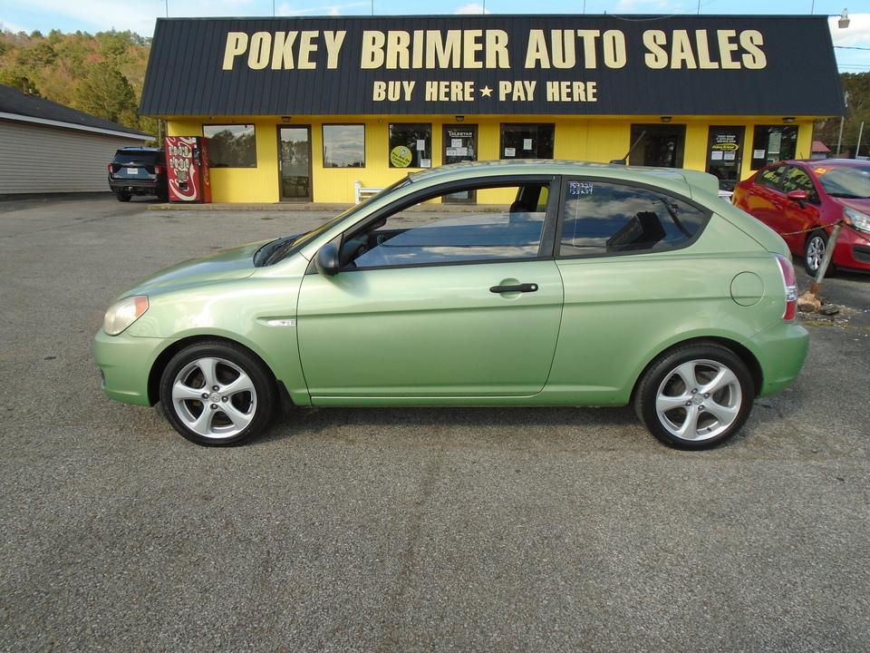 2008 Hyundai Accent  - 7297  - Pokey Brimer