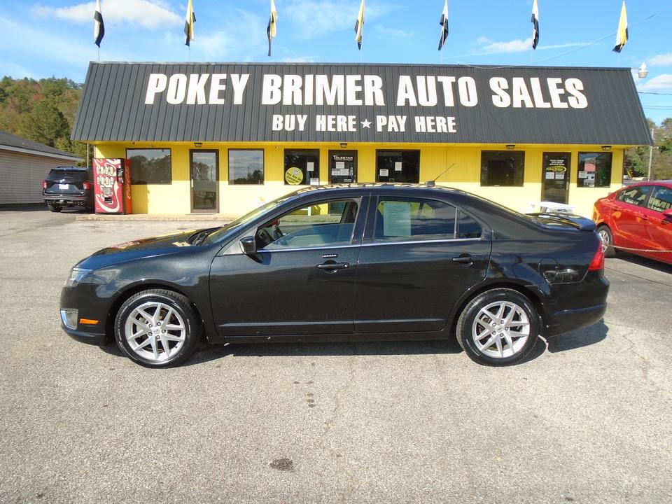 2012 Ford Fusion  - 7363  - Pokey Brimer