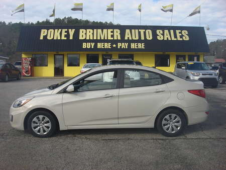 2017 Hyundai Accent  for Sale  - 7227  - Pokey Brimer
