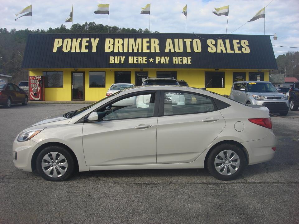 2017 Hyundai Accent  - 7227  - Pokey Brimer