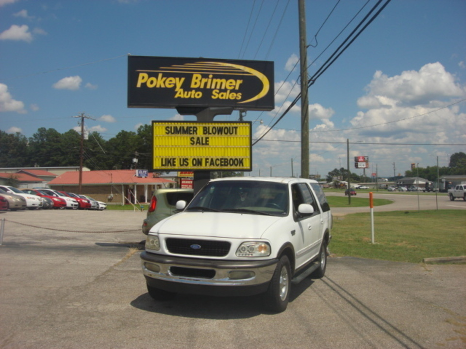 1997 Ford Expedition  - Pokey Brimer