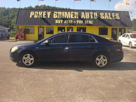 2008 Chevrolet Malibu  for Sale  - 6075  - Pokey Brimer