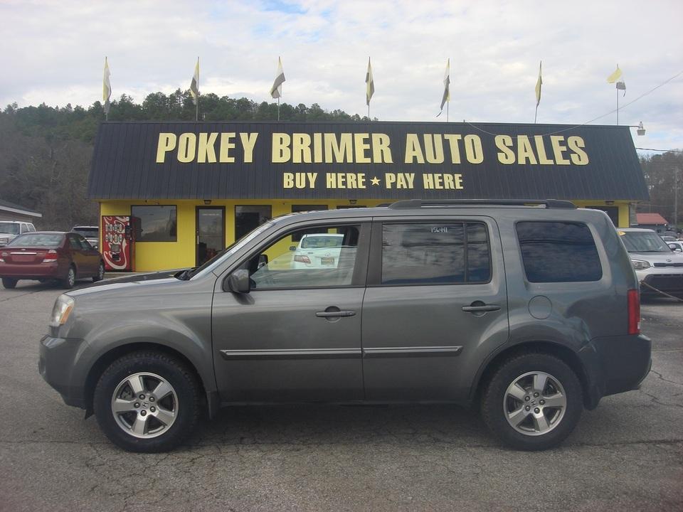 2009 Honda Pilot  - Pokey Brimer