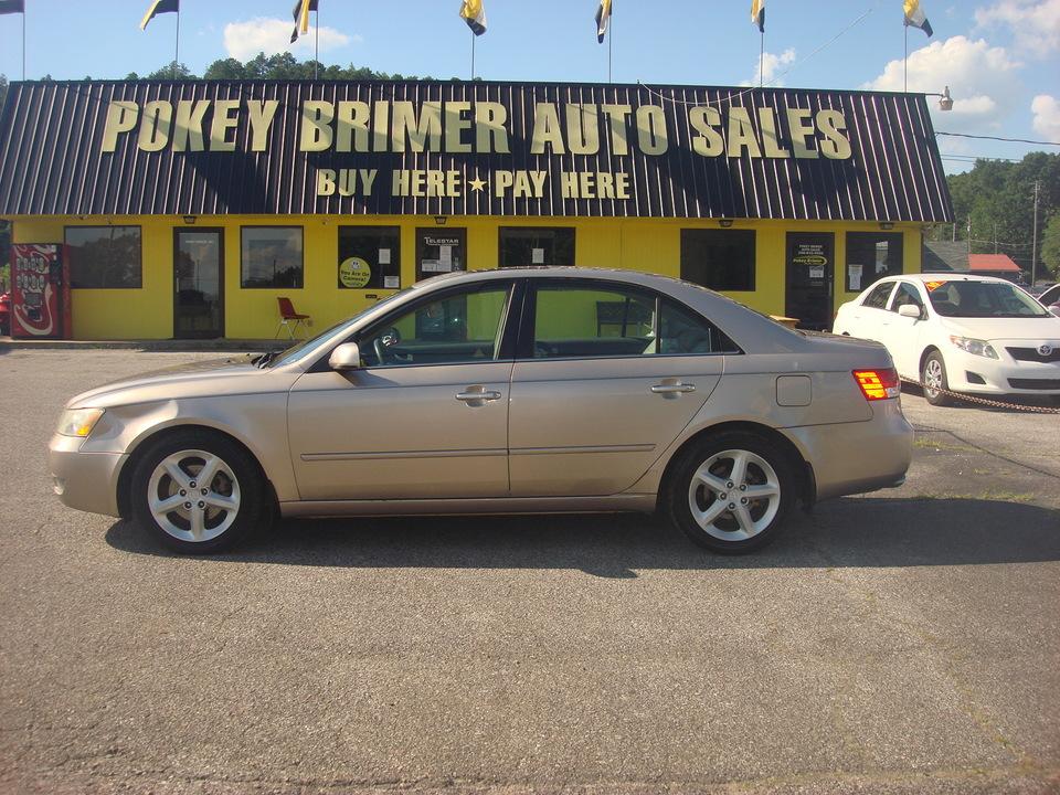 2007 Hyundai Sonata  - Pokey Brimer