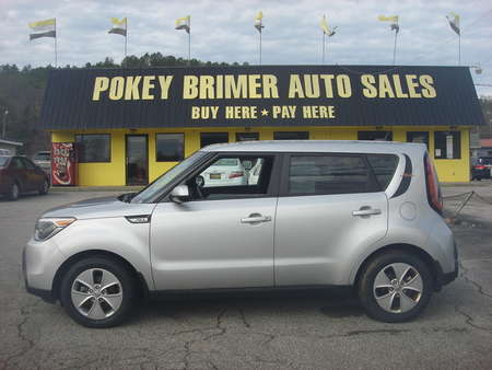 2015 Kia Soul  for Sale  - 7123  - Pokey Brimer