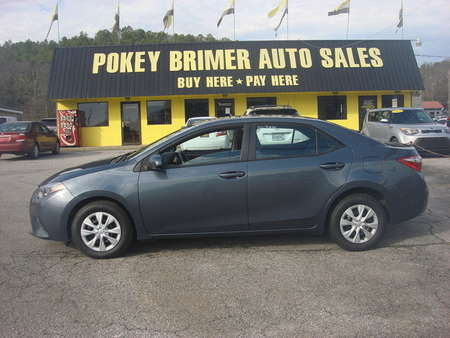 2014 Toyota Corolla  for Sale  - 7165  - Pokey Brimer