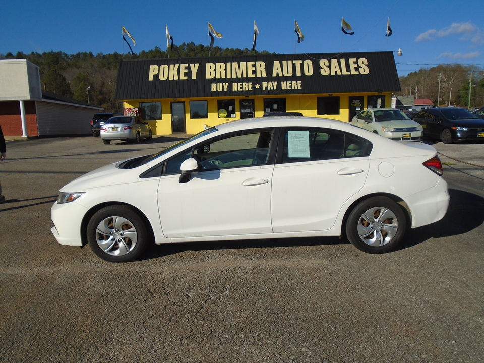 2013 Honda Civic  - 7341  - Pokey Brimer