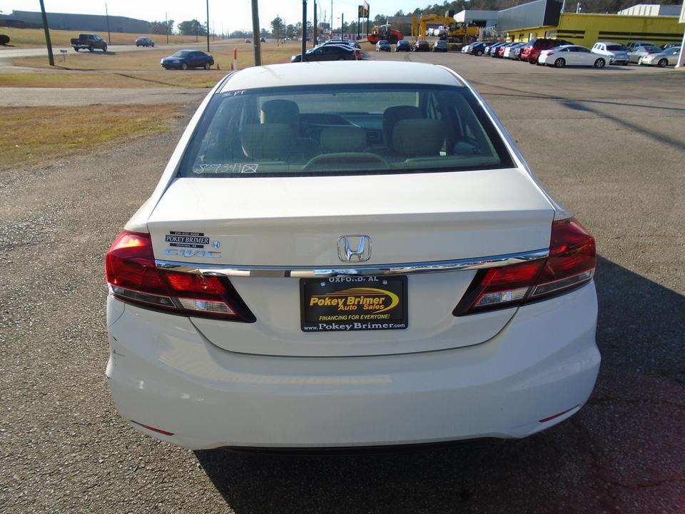 2013 Honda Civic  - Pokey Brimer