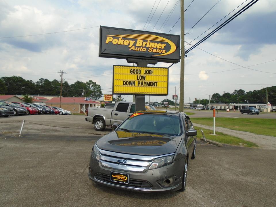 2011 Ford Fusion  - 6680  - Pokey Brimer