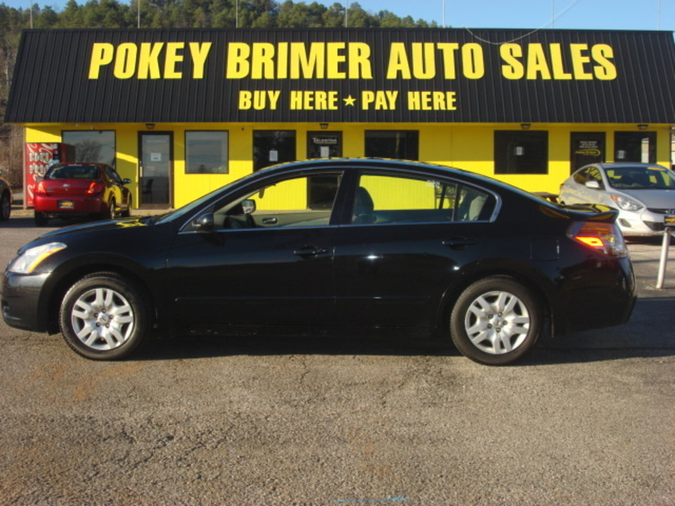 2010 Nissan Altima  - 6596FB  - Pokey Brimer