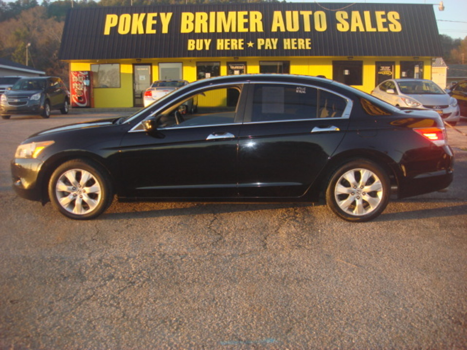 2008 Honda Accord  - 6563  - Pokey Brimer