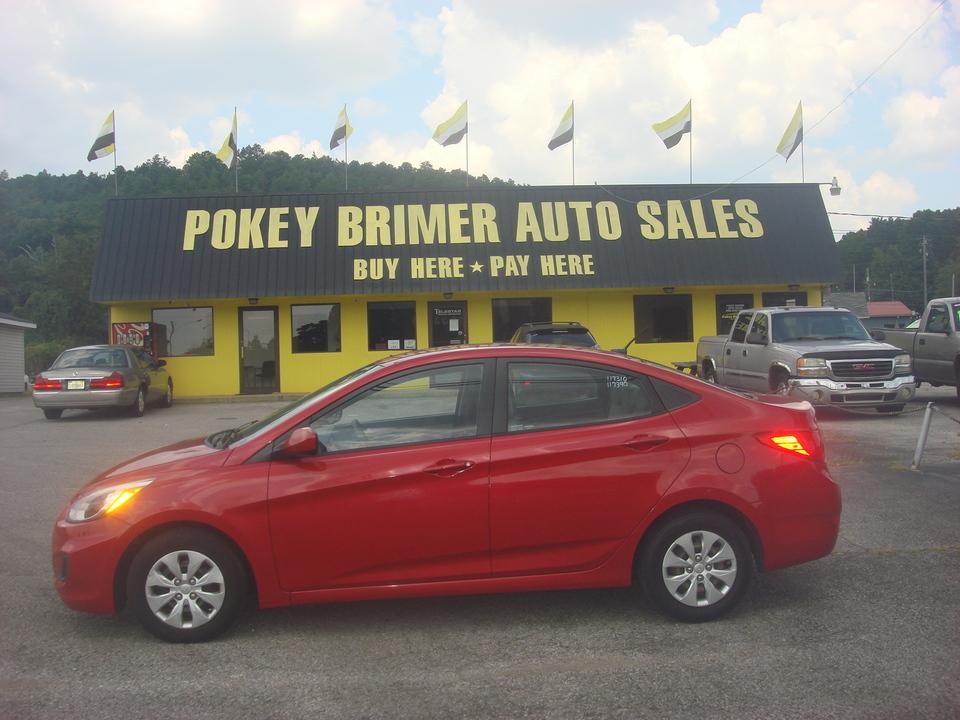 2015 Hyundai Accent  - 7000  - Pokey Brimer