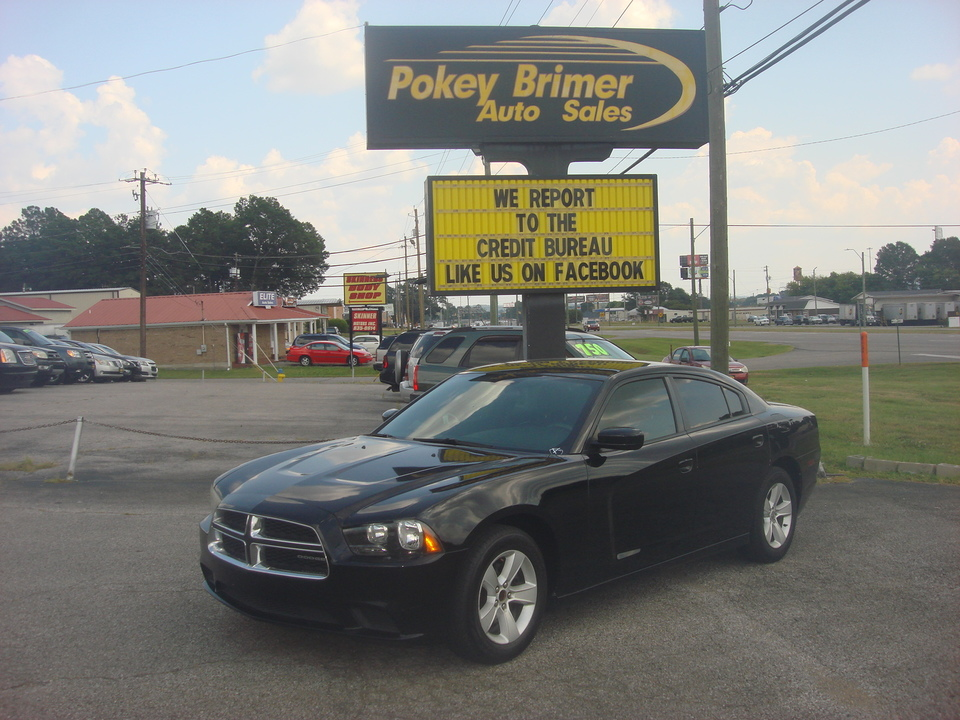 2012 Dodge Charger  - Pokey Brimer