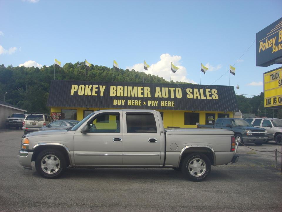 2005 GMC Sierra 1500  - 6959  - Pokey Brimer