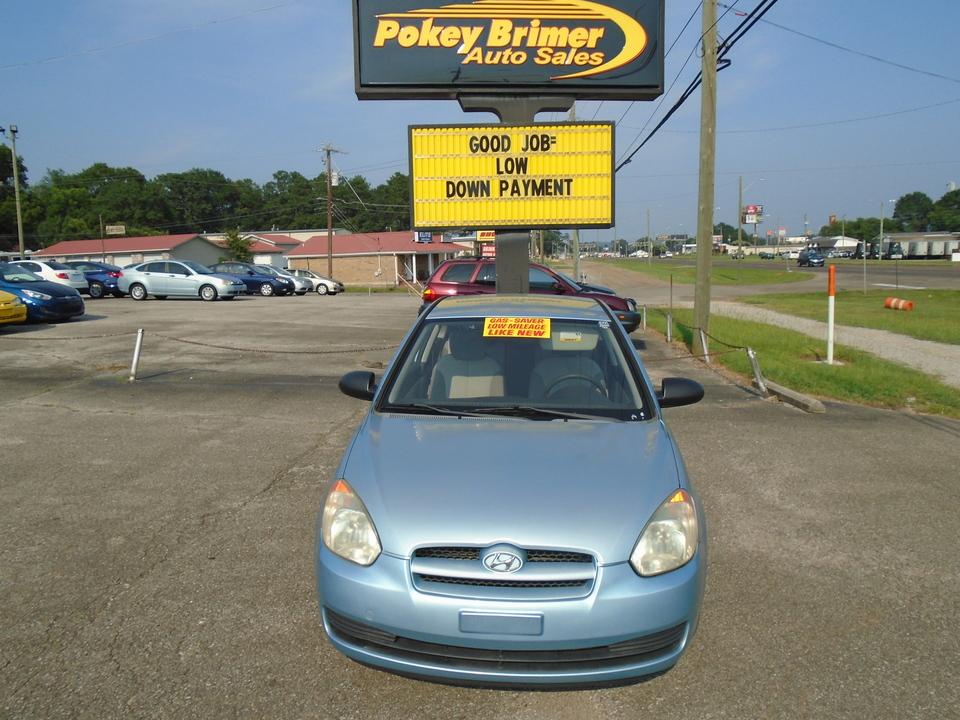 2007 Hyundai Accent  - 7489  - Pokey Brimer