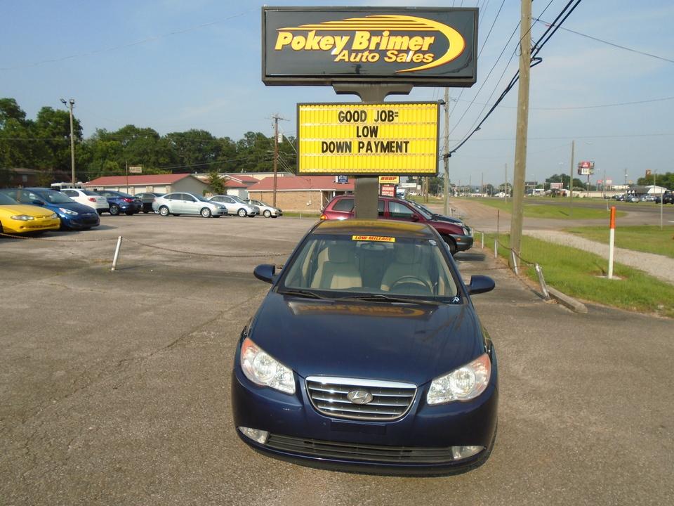 2008 Hyundai Elantra  - 7437  - Pokey Brimer