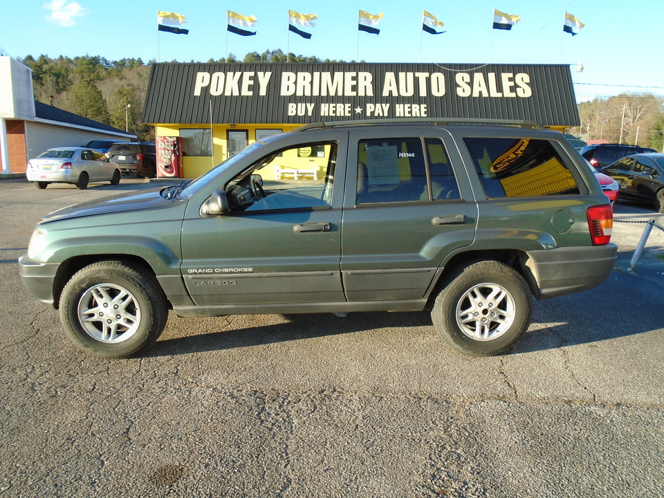 2003 Jeep Grand Cherokee  - Pokey Brimer