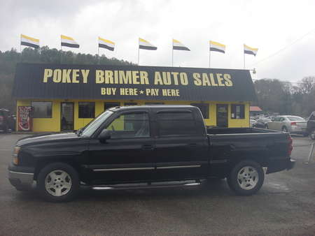 2005 Chevrolet Silverado 1500  for Sale  - 7185  - Pokey Brimer