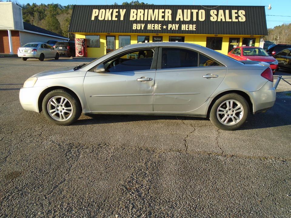 2006 Pontiac G6  - 5544  - Pokey Brimer
