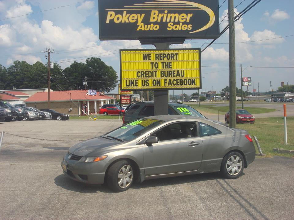 2006 Honda Civic  - Pokey Brimer