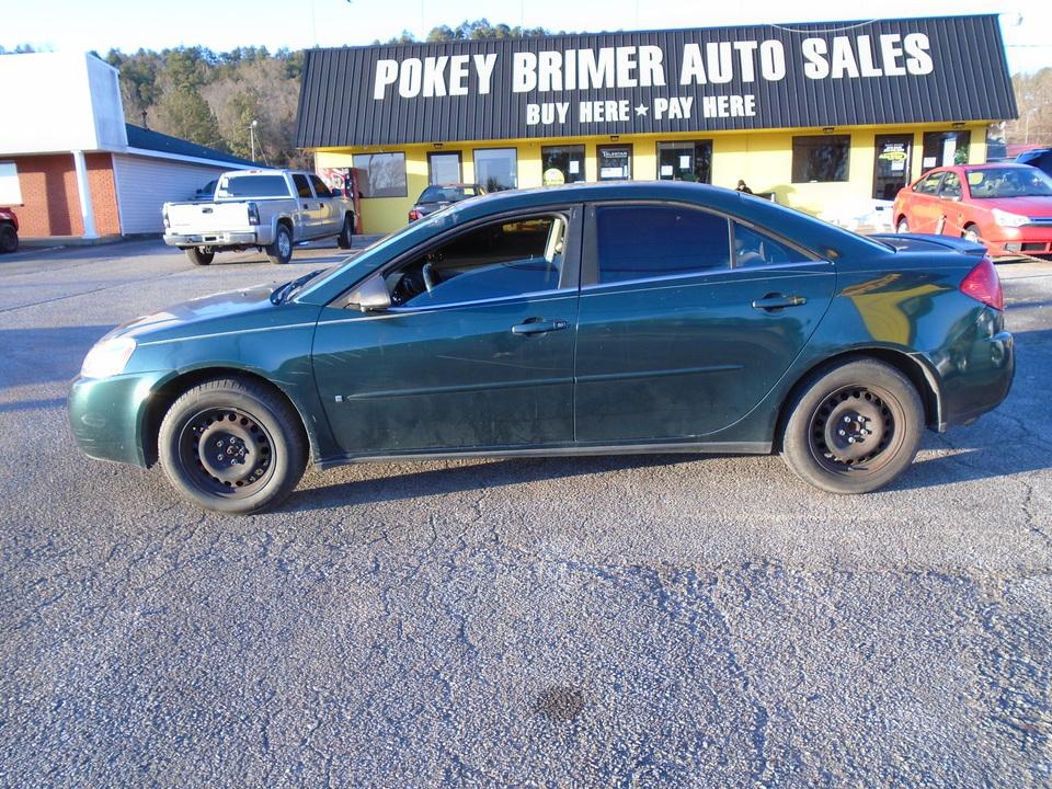 2006 Pontiac G6  - 6366  - Pokey Brimer