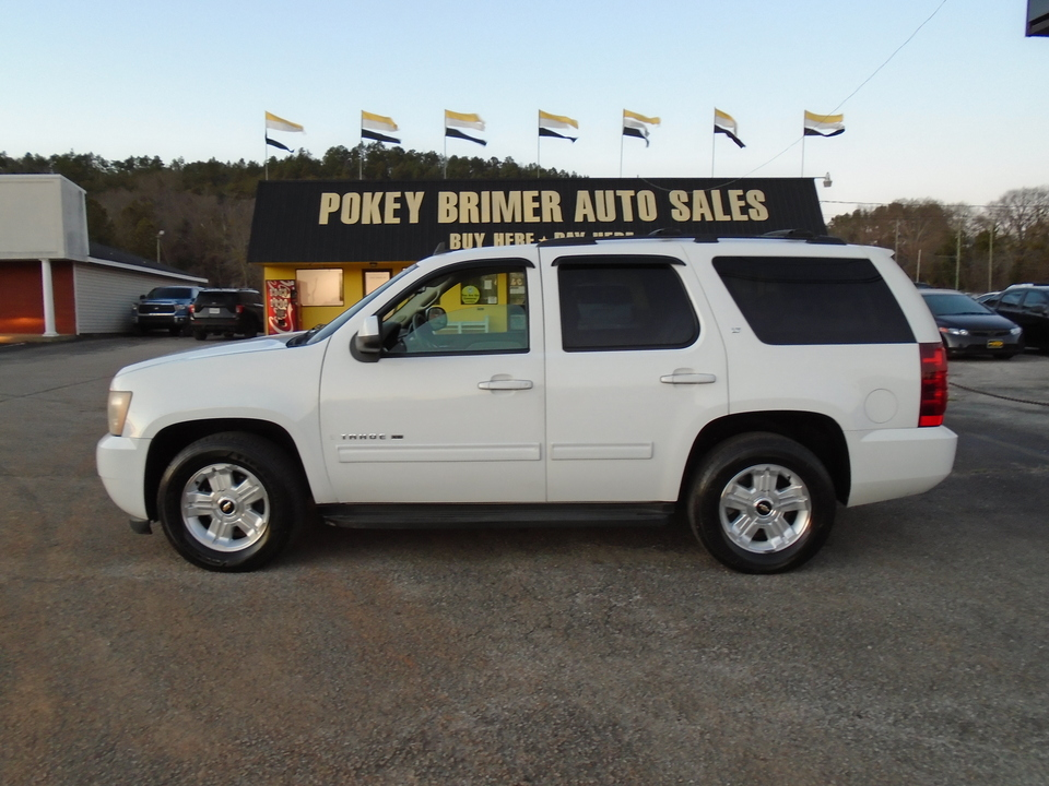 2009 Chevrolet Tahoe - 3RD ROW SEATING  - 7430  - Pokey Brimer