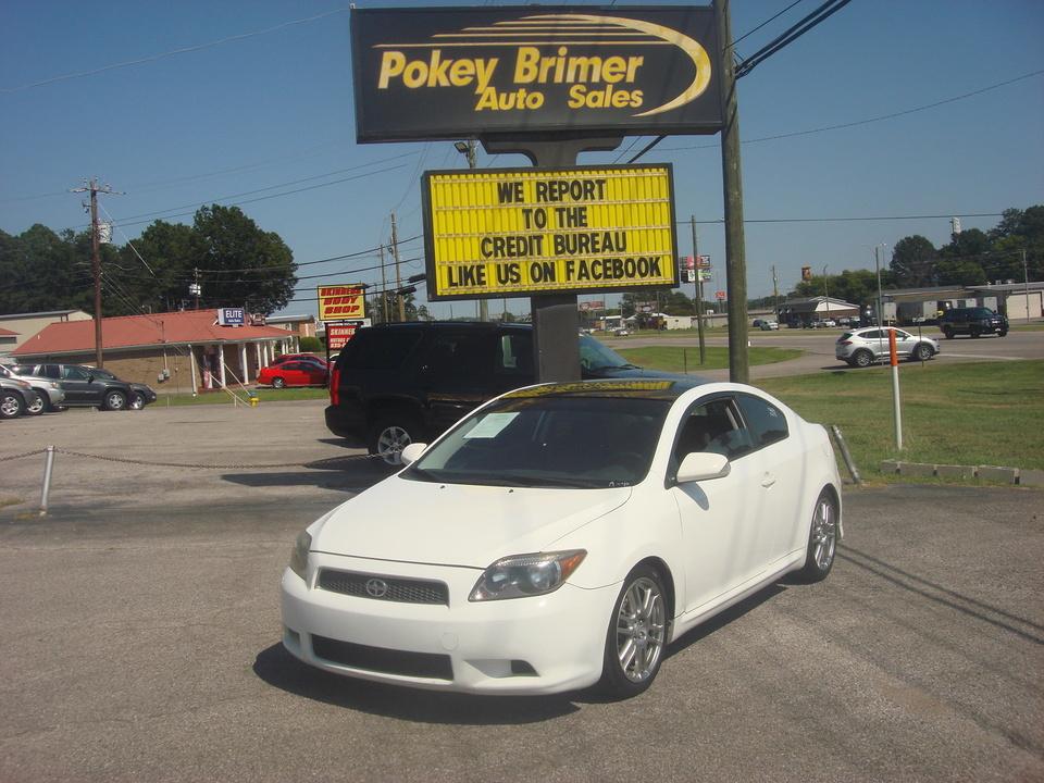 2007 Scion tC Hatchback Coupe 2D  - Pokey Brimer