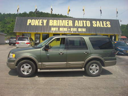 2003 Ford Expedition  for Sale  - 6405FA  - Pokey Brimer