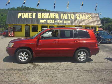 2002 Toyota Highlander  for Sale  - 7106  - Pokey Brimer