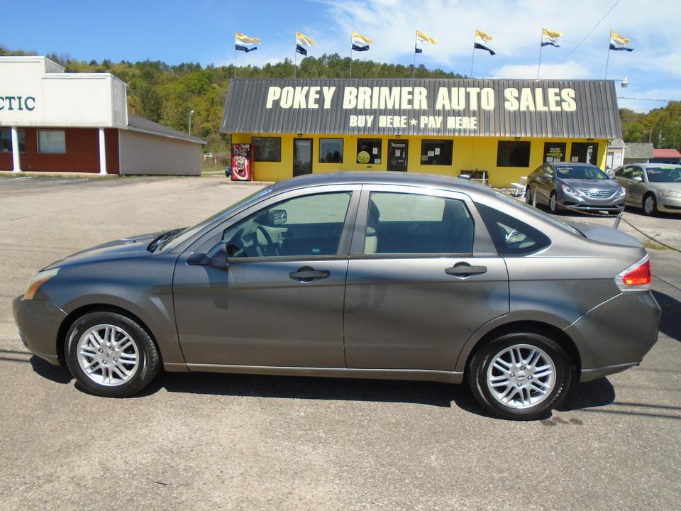 2009 Ford Focus  - Pokey Brimer