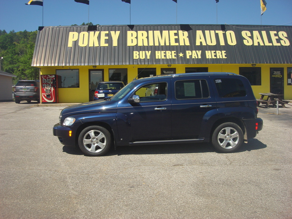 2007 Chevrolet HHR  - 7155  - Pokey Brimer