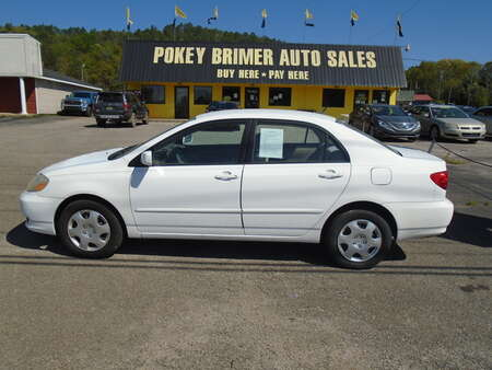 2003 Toyota Corolla  for Sale  - 7414  - Pokey Brimer