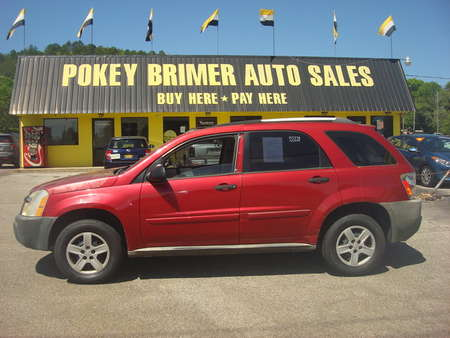 2005 Chevrolet Equinox  for Sale  - 5621fc  - Pokey Brimer