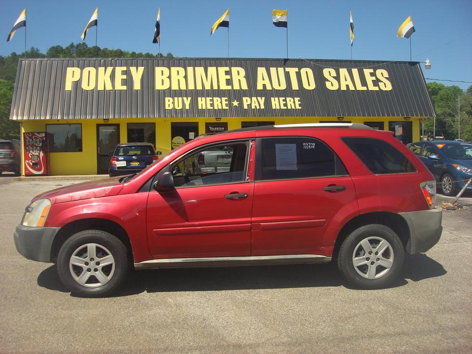 2005 Chevrolet Equinox  - 5621fc  - Pokey Brimer