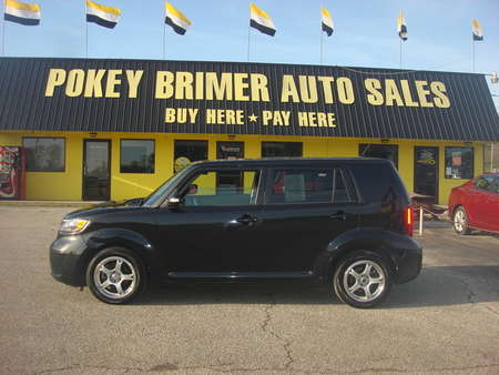 2008 Scion xB Sport Wagon 4D  for Sale  - 7191  - Pokey Brimer