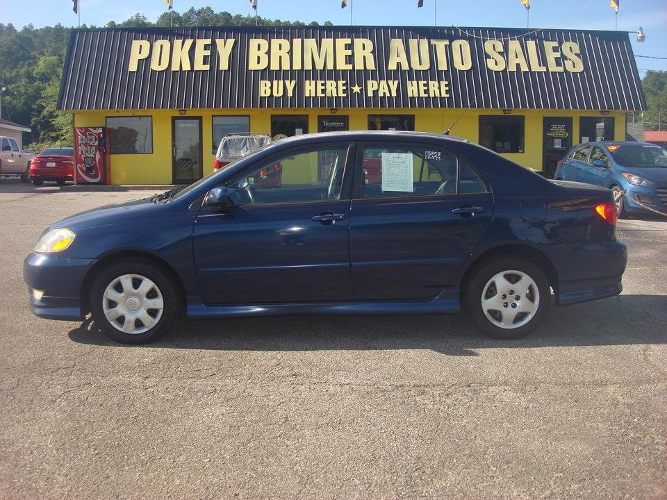 2003 Toyota Corolla  - 7024  - Pokey Brimer