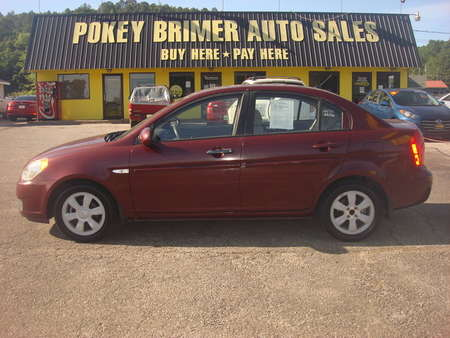 2007 Hyundai Accent  for Sale  - 7084  - Pokey Brimer
