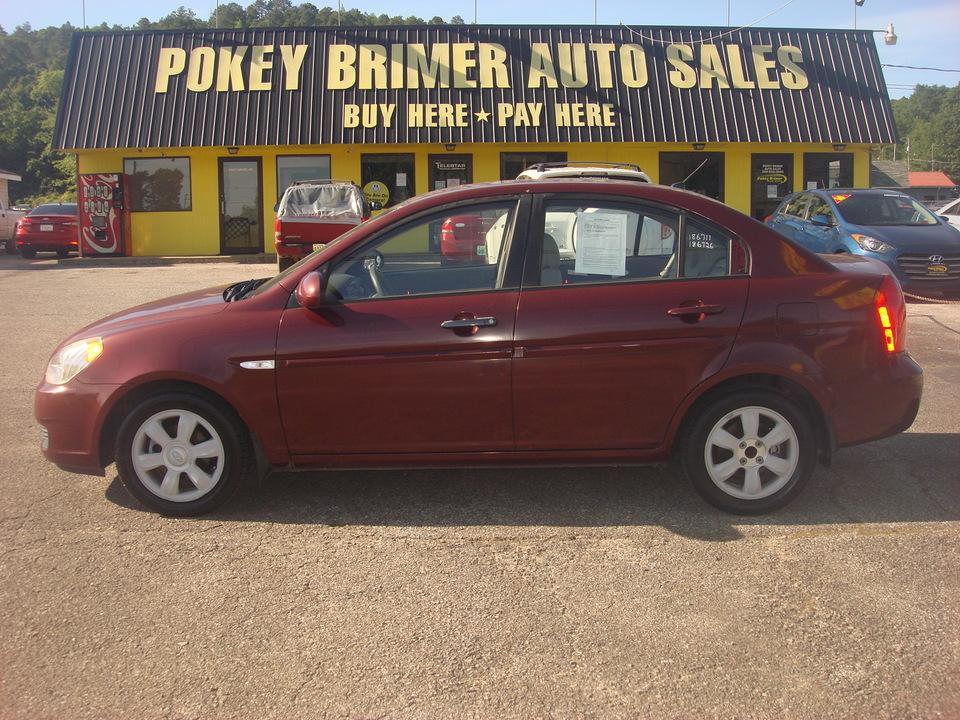 2007 Hyundai Accent  - 7084  - Pokey Brimer