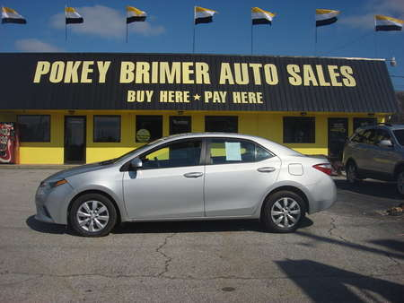 2015 Toyota Corolla  for Sale  - 7138  - Pokey Brimer