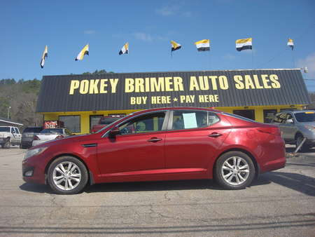 2012 Kia Optima  for Sale  - 7222  - Pokey Brimer