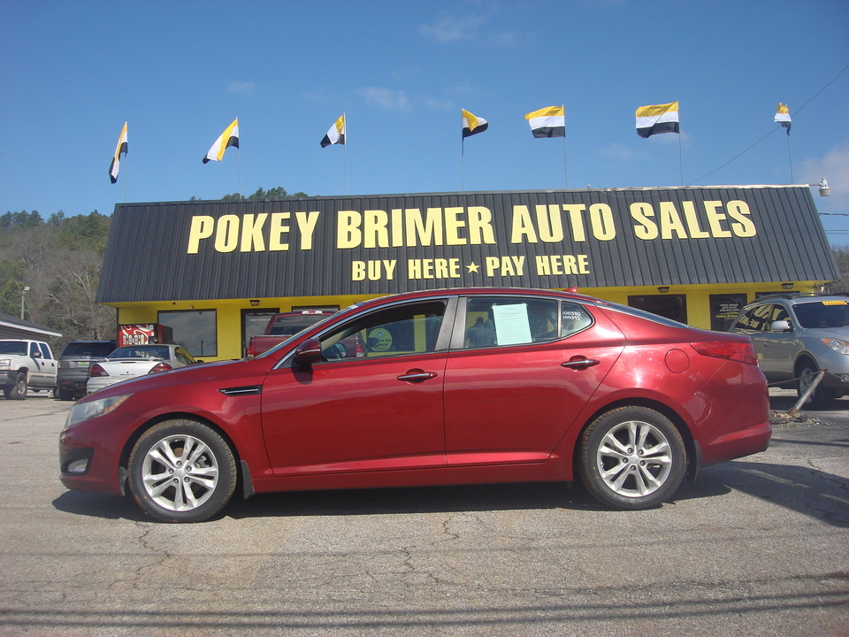 2012 Kia Optima  - 7222  - Pokey Brimer