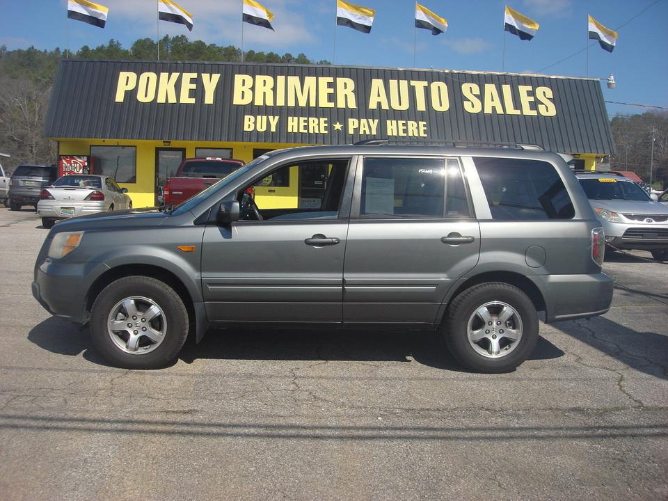 2008 Honda Pilot  - Pokey Brimer