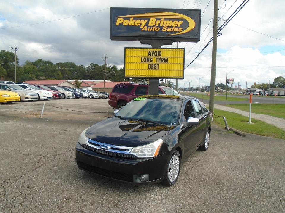 2010 Ford Focus  - 7621  - Pokey Brimer
