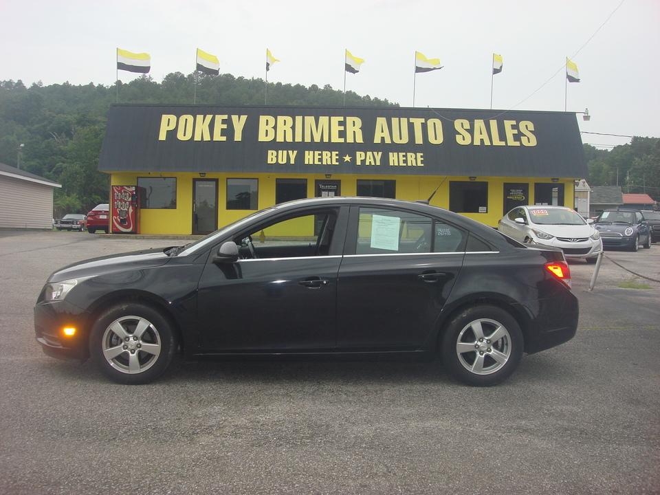 2011 Chevrolet Cruze  - Pokey Brimer