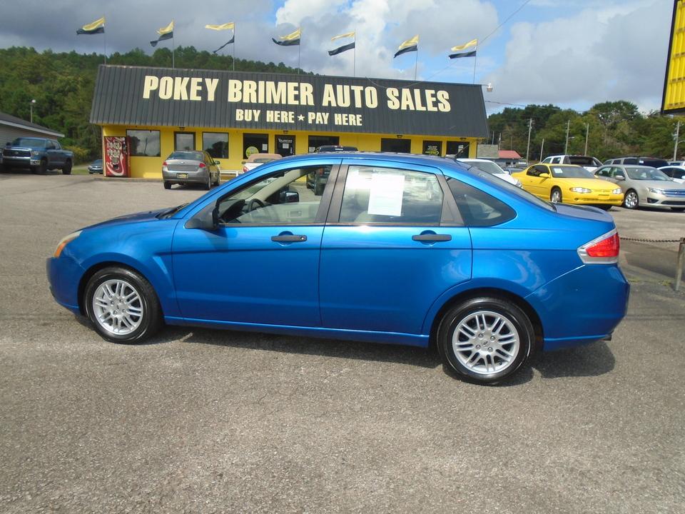 2010 Ford Focus  - 7586  - Pokey Brimer