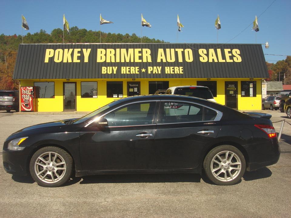 2009 Nissan Maxima  - 6925  - Pokey Brimer