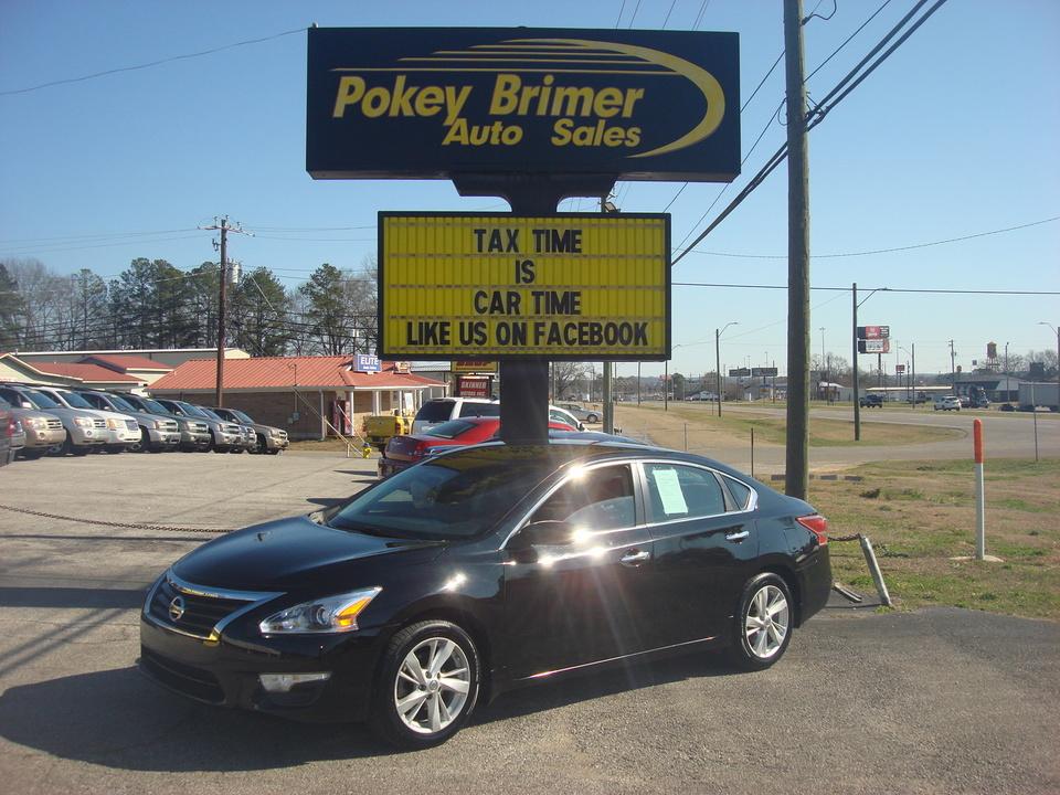 2013 Nissan Altima  - Pokey Brimer