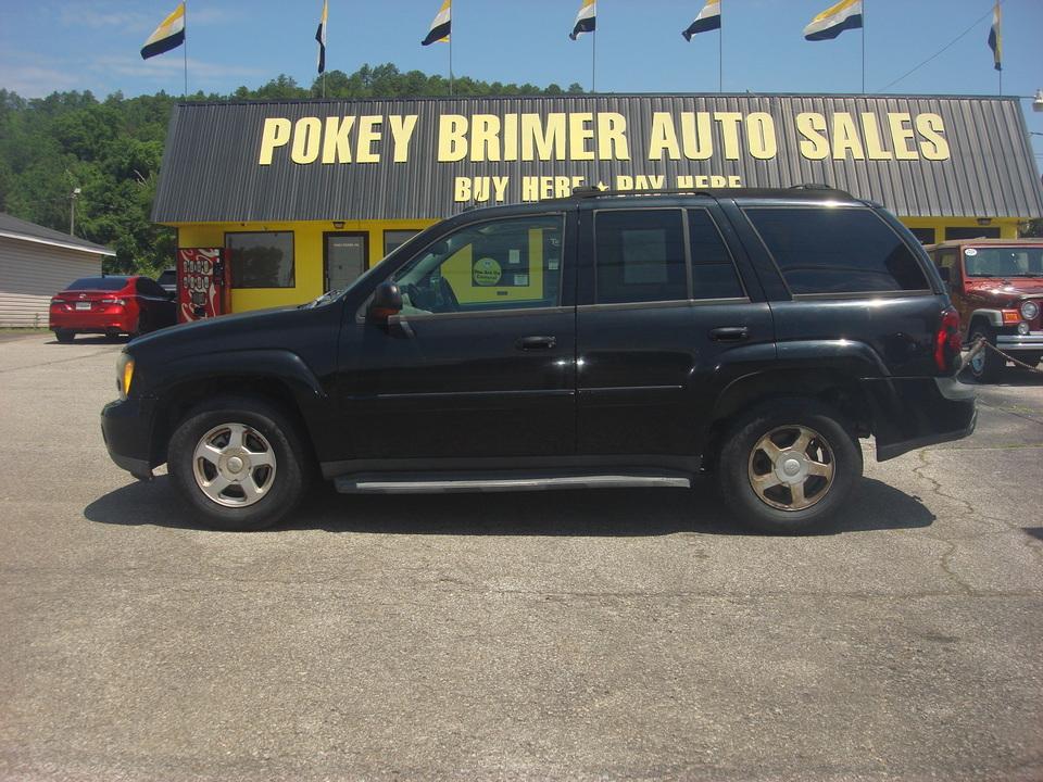 2005 Chevrolet TrailBlazer  - Pokey Brimer