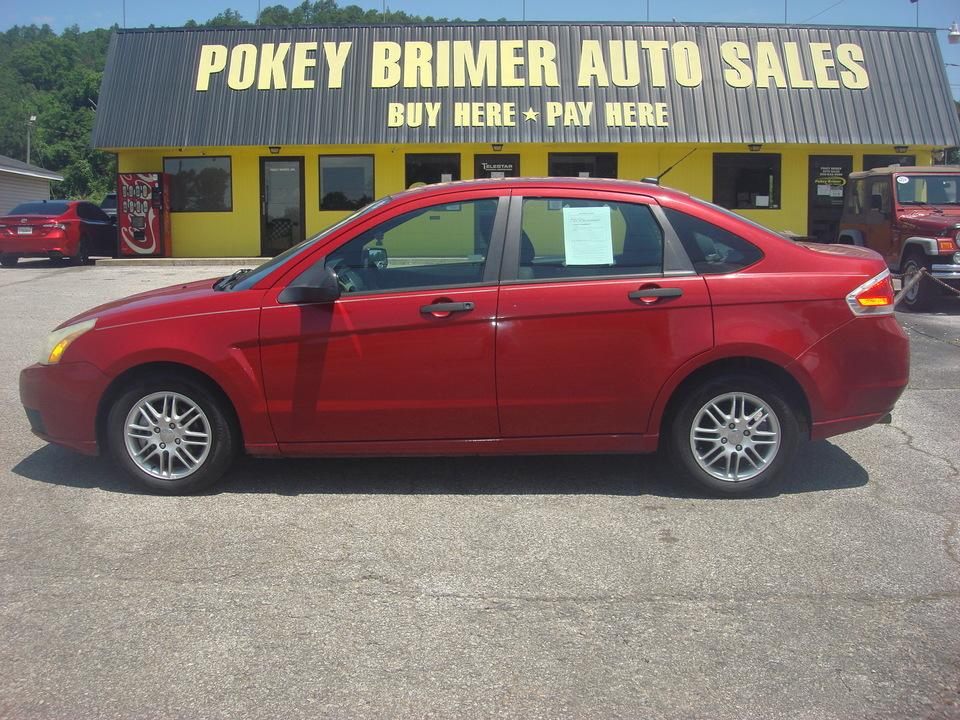 2010 Ford Focus  - 6461  - Pokey Brimer