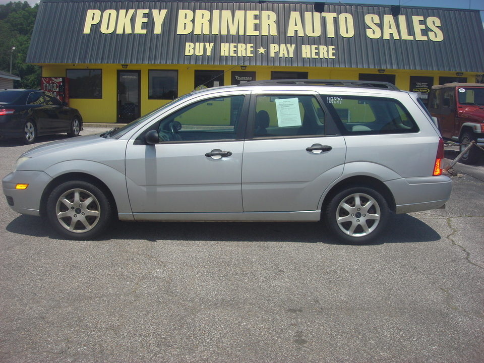 2005 Ford Focus  - Pokey Brimer